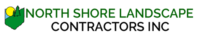 North Shore Power and Landscape Sticky Logo